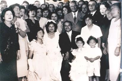 meine Eltern Valentina und Augusto