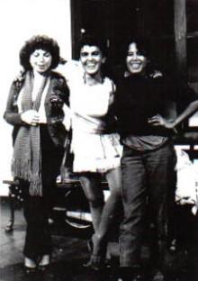 Meine besten Freundinnen Susana und Maritza in Gottes Händen ...